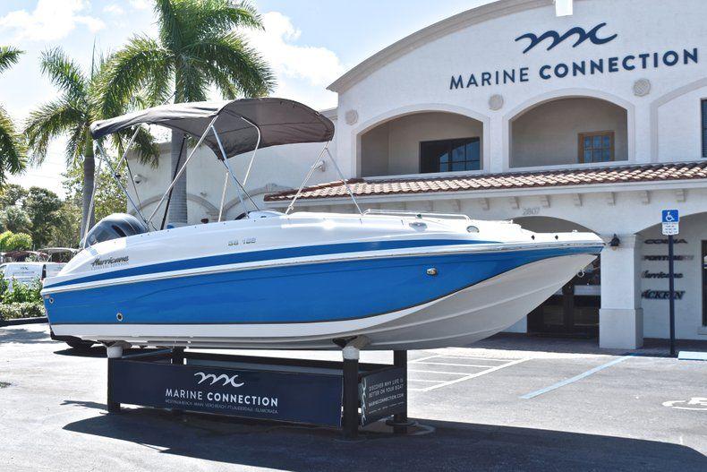 Thumbnail 1 for New 2019 Hurricane 188 SunDeck Sport OB boat for sale in Vero Beach, FL