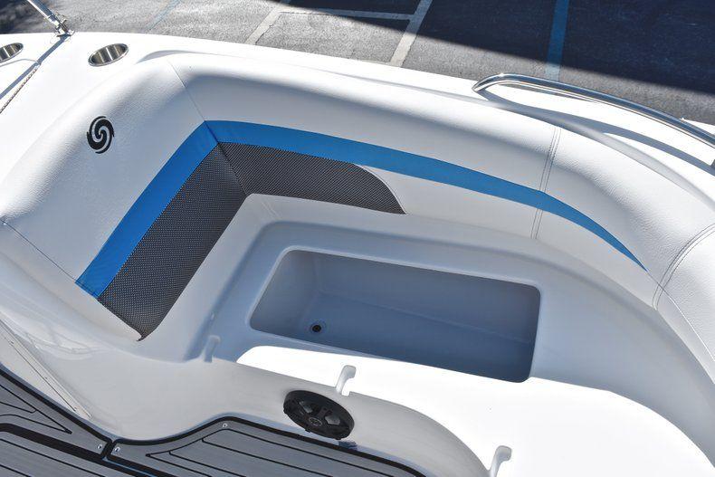 Thumbnail 40 for New 2019 Hurricane 188 SunDeck Sport OB boat for sale in Vero Beach, FL