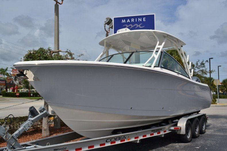 Thumbnail 1 for New 2019 Cobia 280 DC boat for sale in West Palm Beach, FL