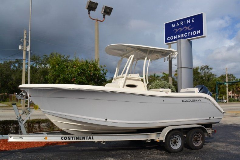 Photo for 2019 Cobia 220 Center Console