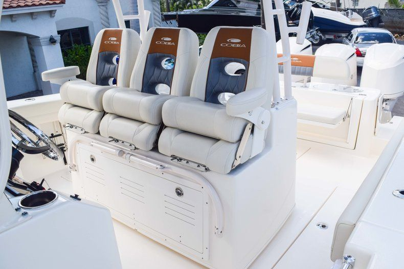 Thumbnail 36 for New 2019 Cobia 344 Center Console boat for sale in West Palm Beach, FL