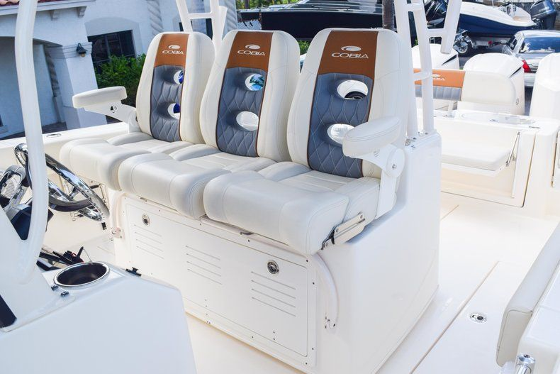 Thumbnail 37 for New 2019 Cobia 344 Center Console boat for sale in West Palm Beach, FL