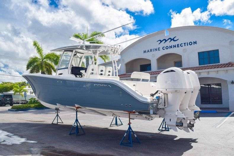 Thumbnail 1 for New 2019 Cobia 344 Center Console boat for sale in West Palm Beach, FL