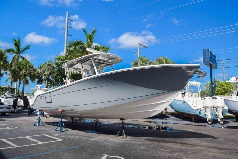 Thumbnail 4 for New 2019 Cobia 344 Center Console boat for sale in West Palm Beach, FL