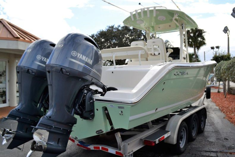Thumbnail 5 for New 2019 Cobia 277 Center Console boat for sale in Vero Beach, FL