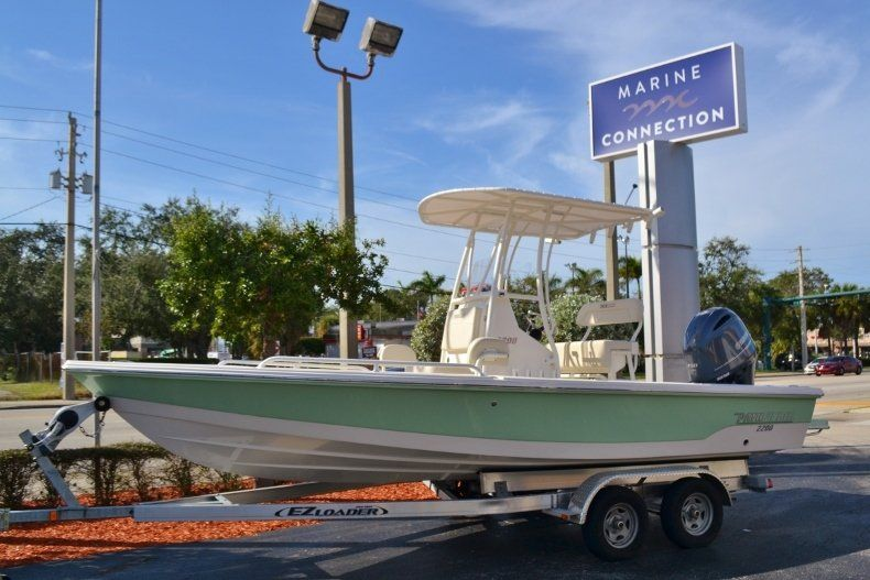 New 2019 Pathfinder 2200 TRS Bay Boat boat for sale in Vero Beach, FL