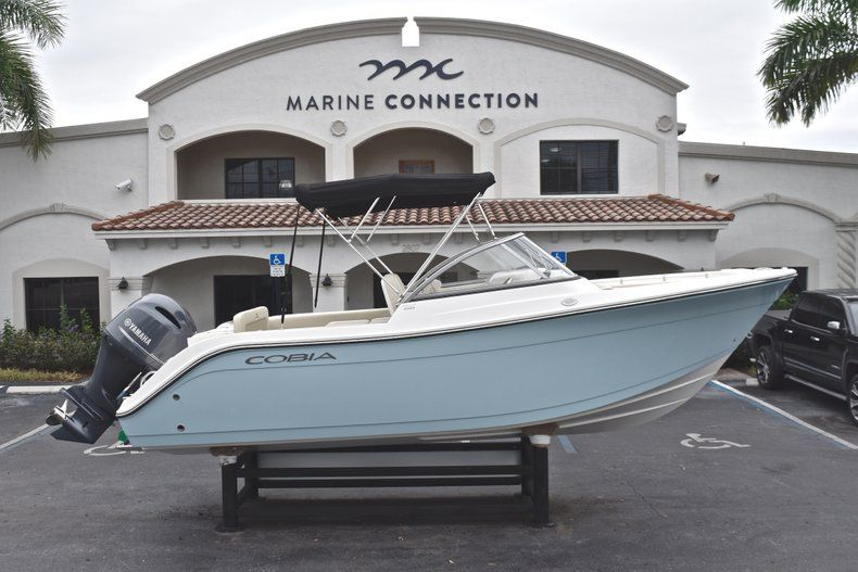 Photo for 2019 Cobia 220 Dual Console