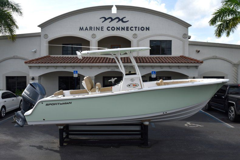 New 2019 Sportsman Open 242 Center Console boat for sale in West Palm Beach, FL
