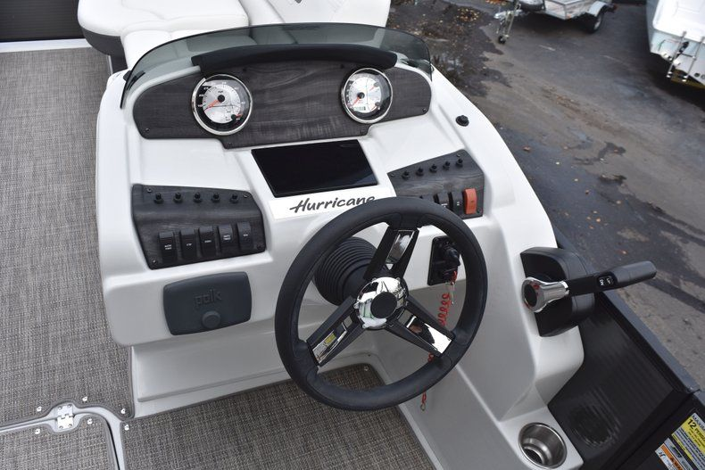 Thumbnail 25 for New 2019 Hurricane FunDeck FD 236 Wet Bar OB boat for sale in West Palm Beach, FL