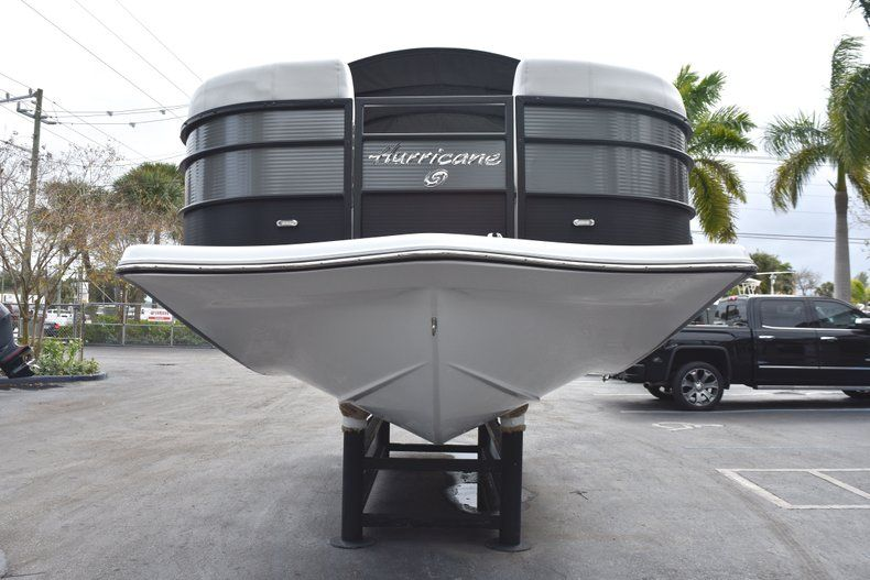 Thumbnail 2 for New 2019 Hurricane FunDeck FD 236 Wet Bar OB boat for sale in West Palm Beach, FL