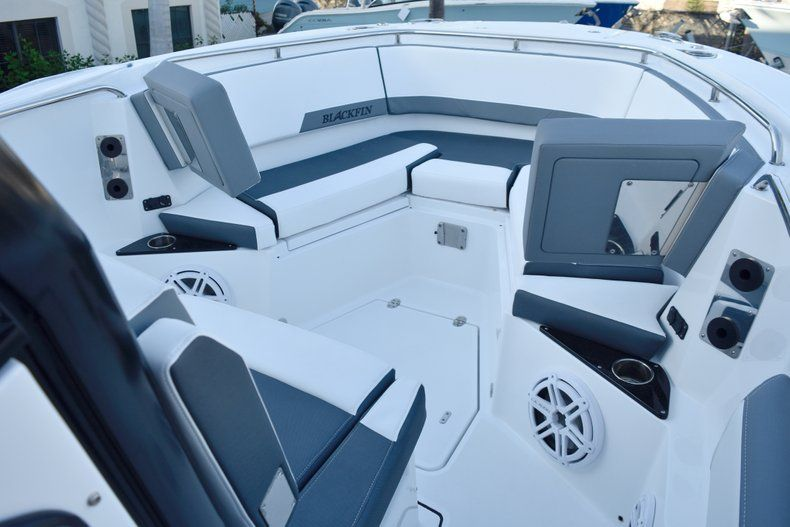 Thumbnail 67 for New 2019 Blackfin 272CC Center Console boat for sale in West Palm Beach, FL