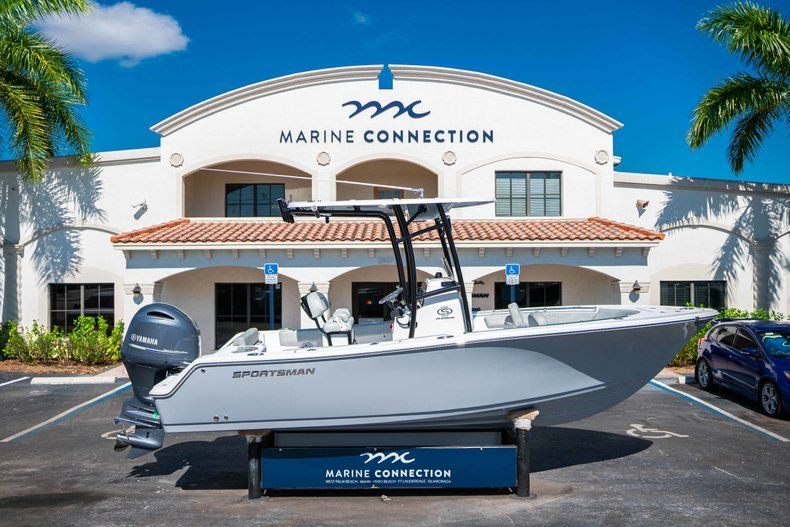 New 2019 Sportsman Open 212 Center Console boat for sale in West Palm Beach, FL