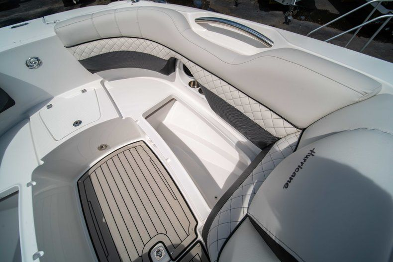 Thumbnail 36 for New 2019 Hurricane SD 2690 OB boat for sale in Vero Beach, FL