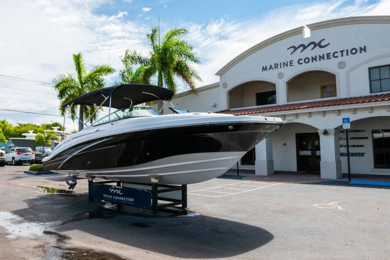 Thumbnail 1 for New 2019 Hurricane SD 2690 OB boat for sale in Vero Beach, FL