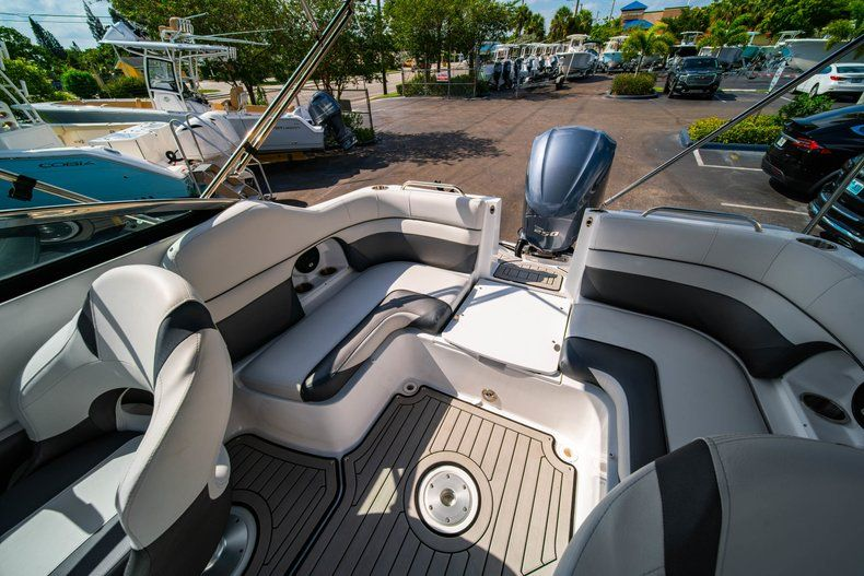 Image 11 for 2019 Hurricane SunDeck SD 2486 OB in West Palm Beach, FL