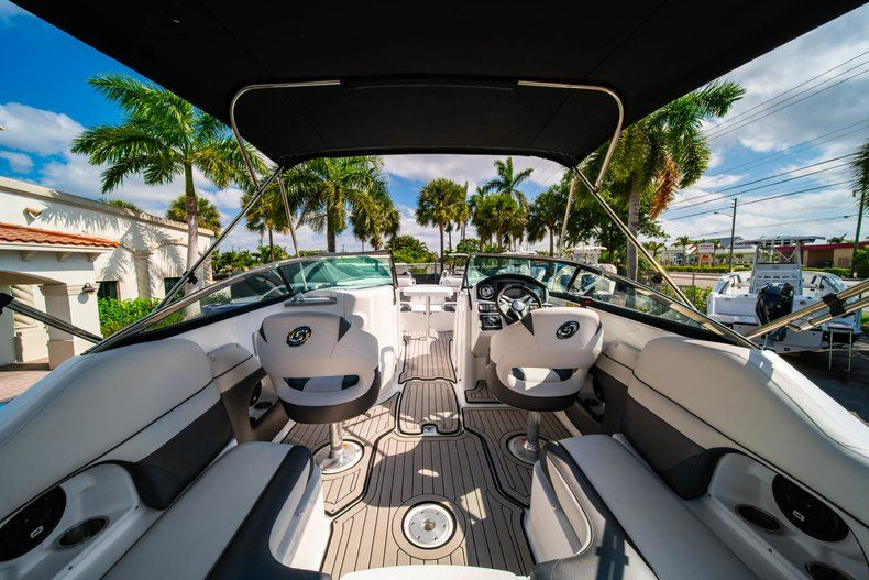 Image 9 for 2019 Hurricane SunDeck SD 2486 OB in West Palm Beach, FL