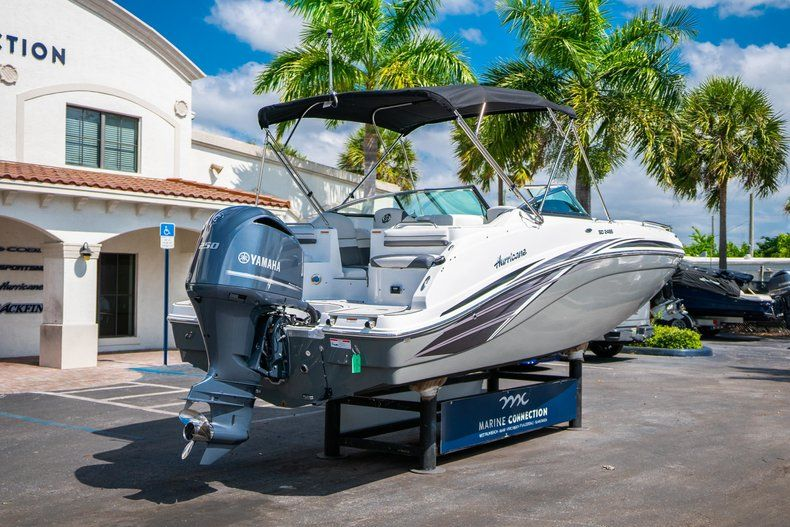 Image 7 for 2019 Hurricane SunDeck SD 2486 OB in West Palm Beach, FL