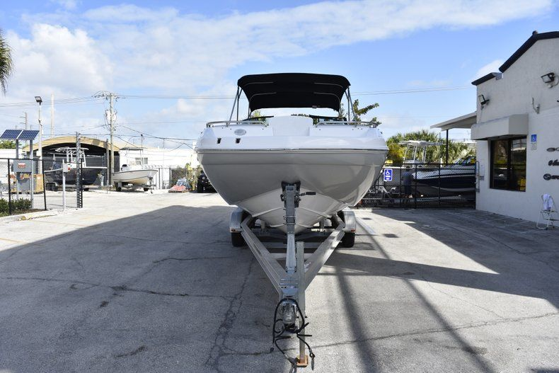 Thumbnail 2 for New 2019 Hurricane SD 2486 OB boat for sale in West Palm Beach, FL