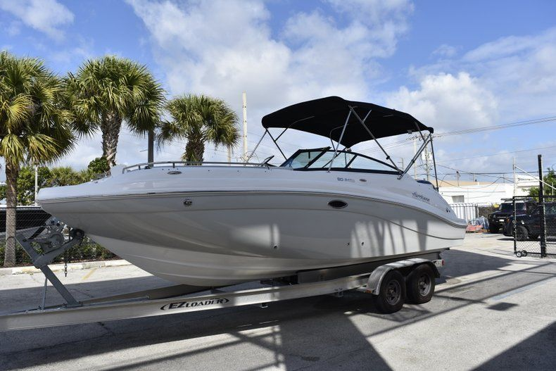 Thumbnail 3 for New 2019 Hurricane SD 2486 OB boat for sale in West Palm Beach, FL