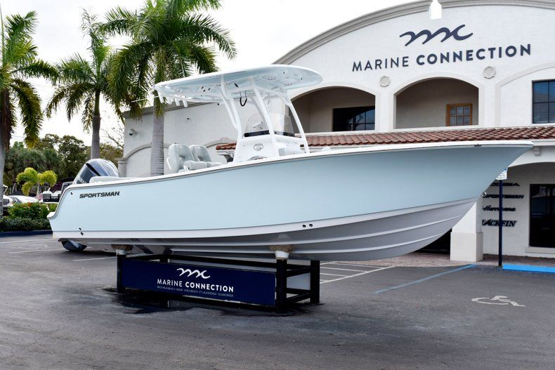Thumbnail 1 for New 2019 Sportsman Heritage 241 Center Console boat for sale in West Palm Beach, FL