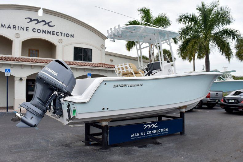 Thumbnail 7 for New 2019 Sportsman Open 232 Center Console boat for sale in Vero Beach, FL
