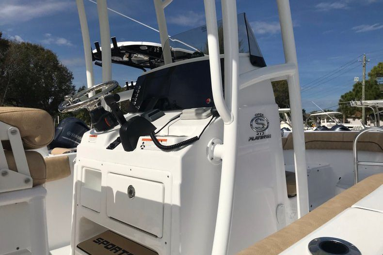Thumbnail 2 for Used 2019 Sportsman Open 212 Center Console boat for sale in Vero Beach, FL
