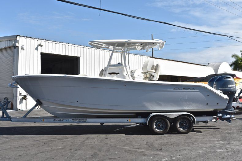 Thumbnail 4 for New 2019 Cobia 261 Center Console boat for sale in Miami, FL