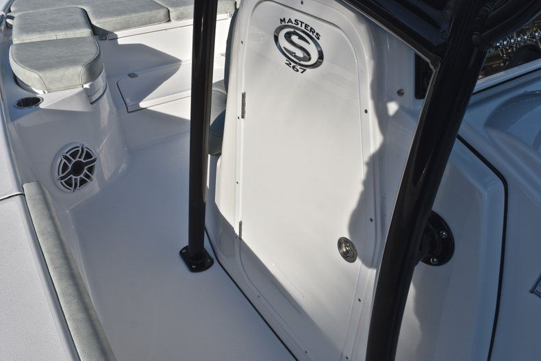 Thumbnail 51 for New 2019 Sportsman Masters 267 Bay Boat boat for sale in Vero Beach, FL