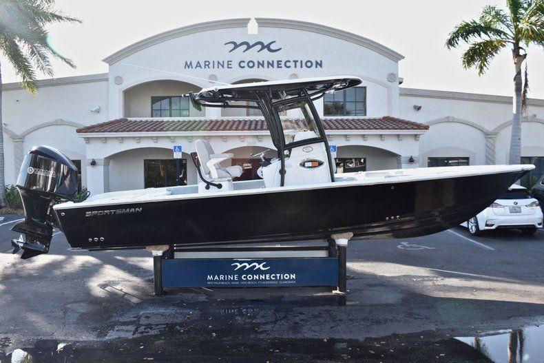 New 2019 Sportsman Masters 267 Bay Boat boat for sale in Vero Beach, FL
