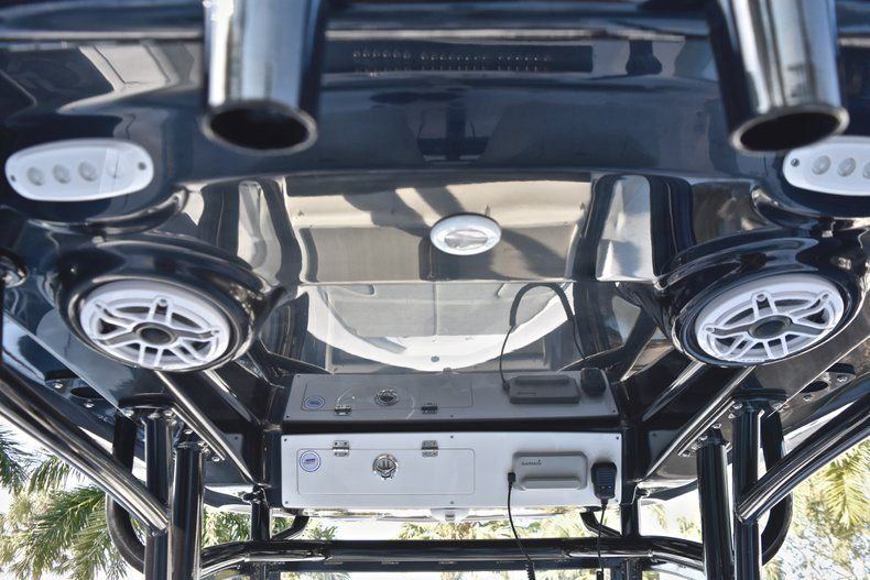 Thumbnail 35 for New 2019 Sportsman Masters 267 Bay Boat boat for sale in Vero Beach, FL