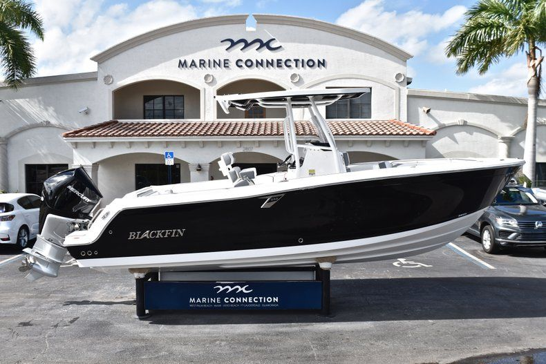 New 2019 Blackfin 242CC Center Console boat for sale in Fort Lauderdale, FL
