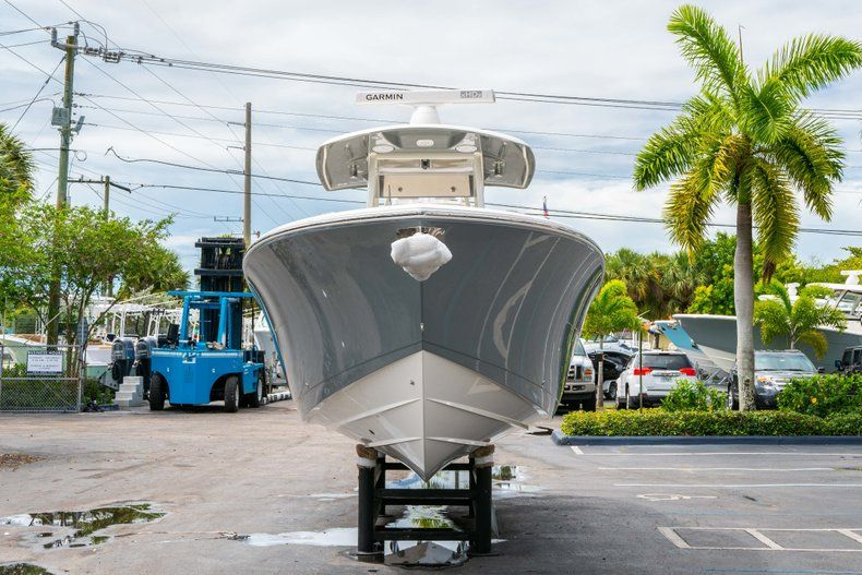 Thumbnail 2 for New 2019 Cobia 320 Center Console boat for sale in Vero Beach, FL