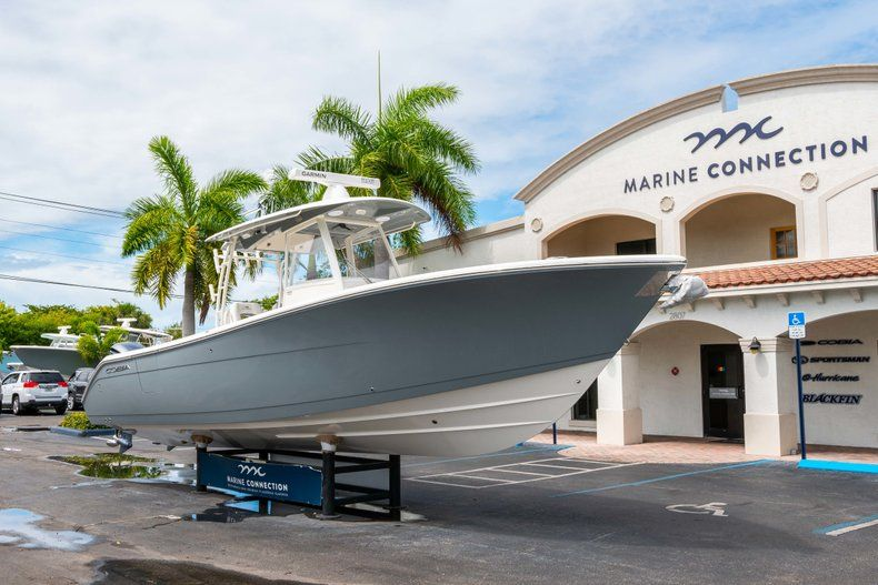 Thumbnail 1 for New 2019 Cobia 320 Center Console boat for sale in Vero Beach, FL