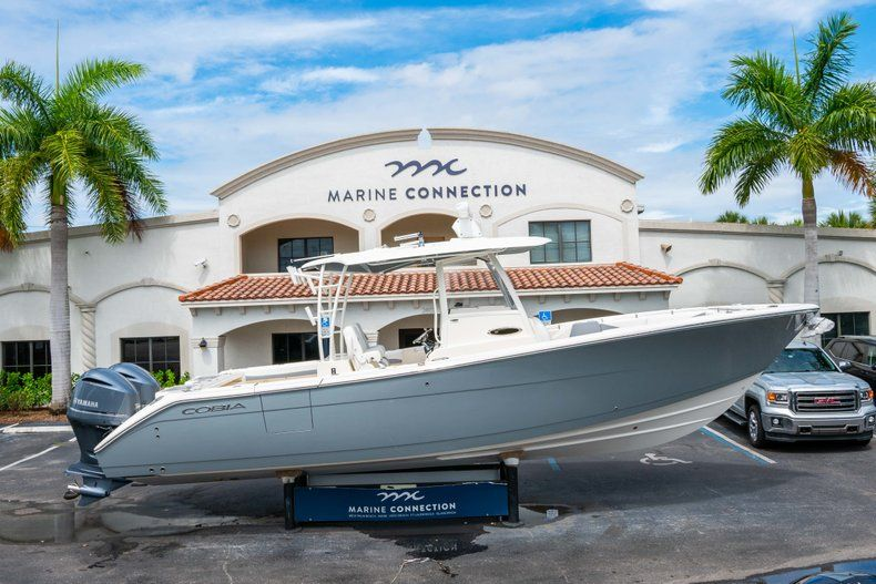 Thumbnail 0 for New 2019 Cobia 320 Center Console boat for sale in Vero Beach, FL