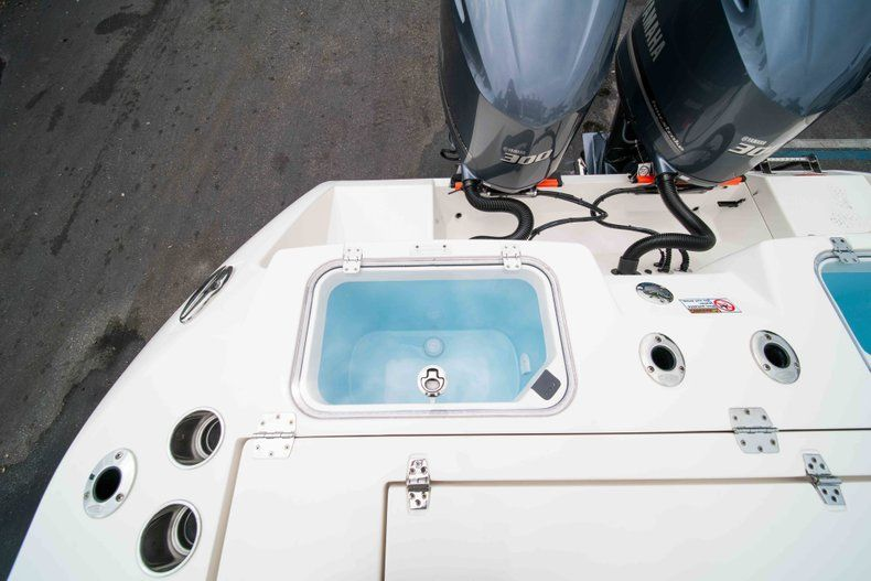 Thumbnail 16 for New 2019 Cobia 320 Center Console boat for sale in Vero Beach, FL