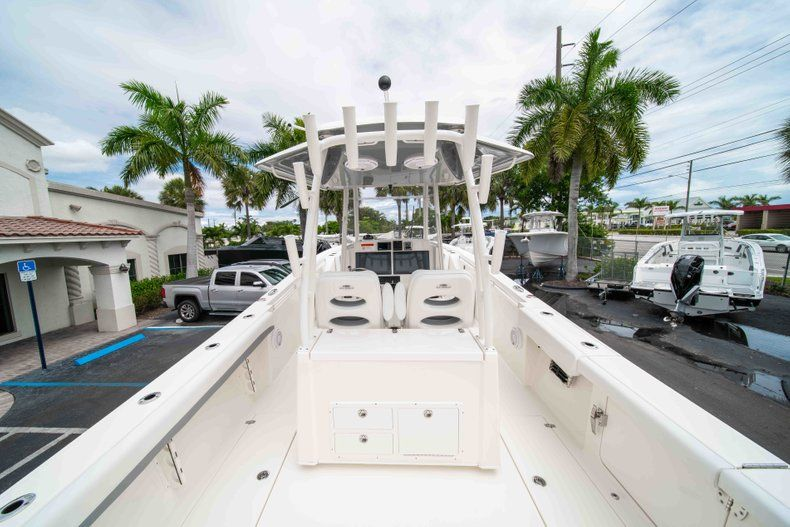 Thumbnail 8 for New 2019 Cobia 320 Center Console boat for sale in Vero Beach, FL