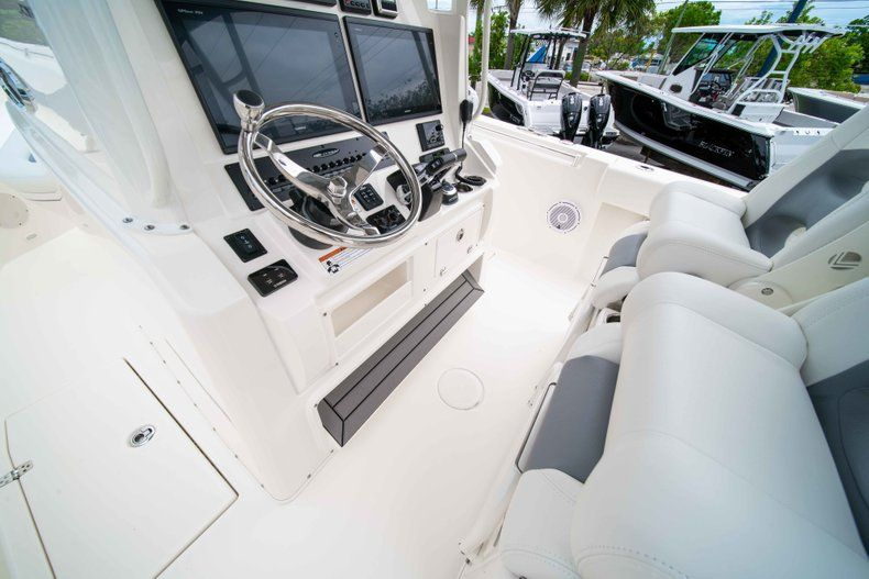 Thumbnail 34 for New 2019 Cobia 320 Center Console boat for sale in Vero Beach, FL