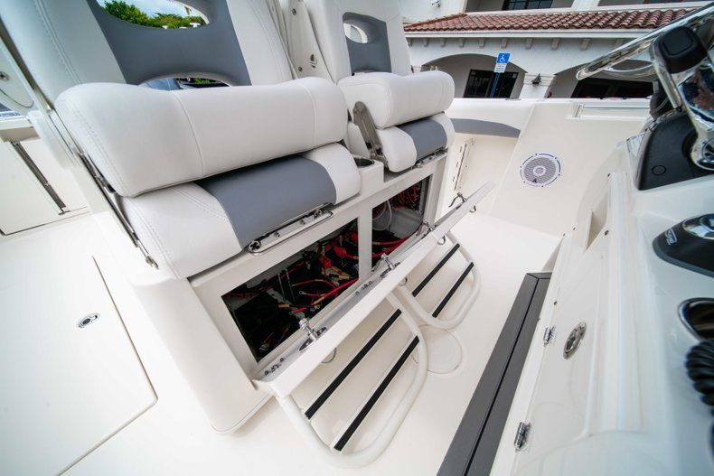 Thumbnail 41 for New 2019 Cobia 320 Center Console boat for sale in Vero Beach, FL