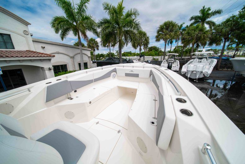 Thumbnail 46 for New 2019 Cobia 320 Center Console boat for sale in Vero Beach, FL