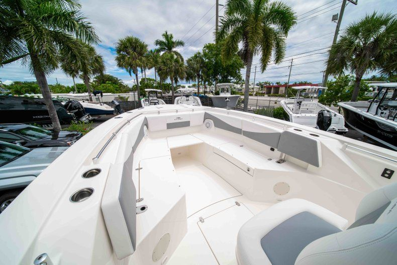 Thumbnail 47 for New 2019 Cobia 320 Center Console boat for sale in Vero Beach, FL