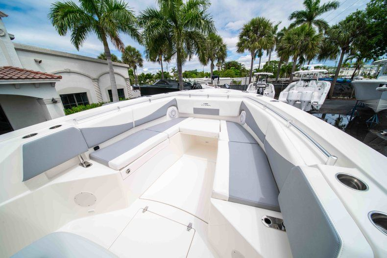 Thumbnail 44 for New 2019 Cobia 320 Center Console boat for sale in Vero Beach, FL