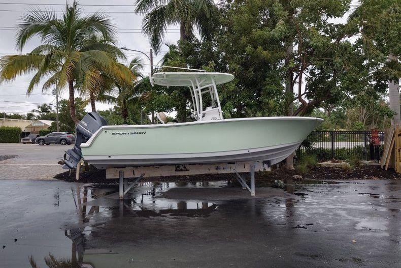 New 2019 Sportsman Heritage 231 Center Console boat for sale in Vero Beach, FL