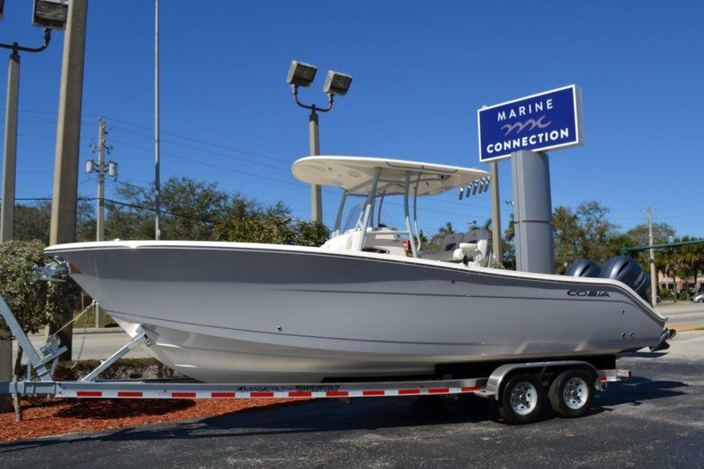 Image 0 for 2019 Cobia 277 Center Console in West Palm Beach, FL