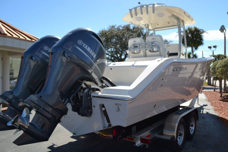 Image 5 for 2019 Cobia 277 Center Console in West Palm Beach, FL