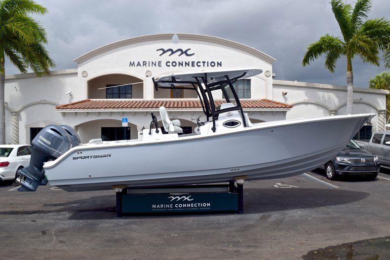 New 2019 Sportsman Open 282 TE Center Console boat for sale in Vero Beach, FL