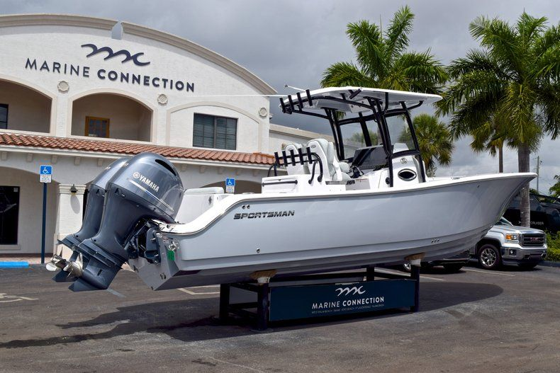 Thumbnail 7 for New 2019 Sportsman Open 282 TE Center Console boat for sale in Vero Beach, FL