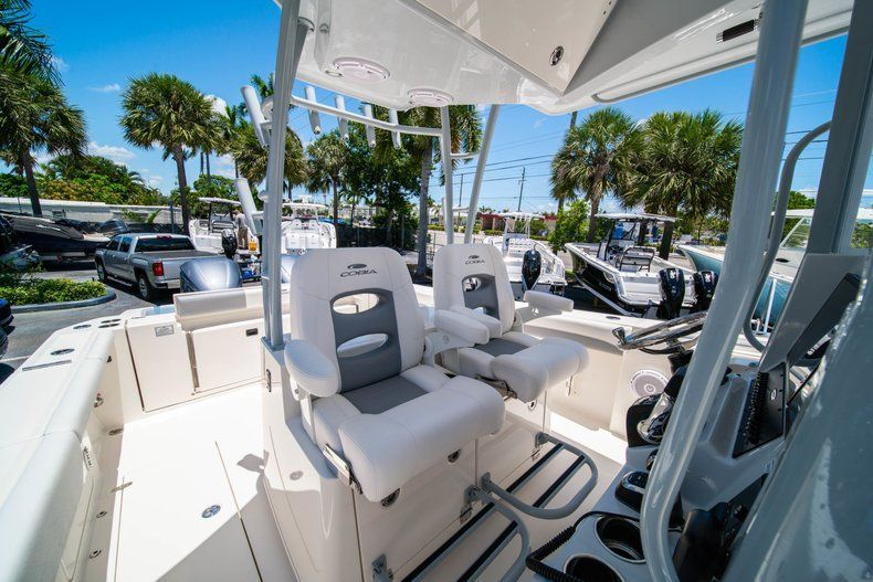 Thumbnail 26 for New 2019 Cobia 320 Center Console boat for sale in West Palm Beach, FL