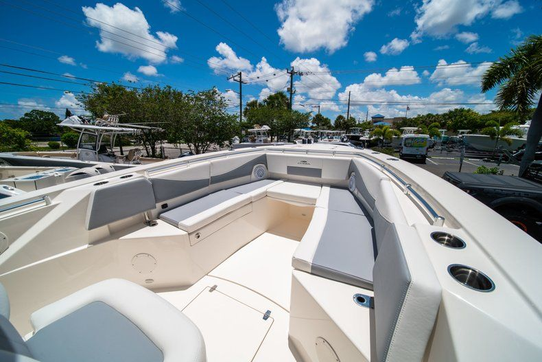 Thumbnail 32 for New 2019 Cobia 320 Center Console boat for sale in West Palm Beach, FL