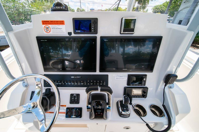 Thumbnail 31 for New 2019 Cobia 320 Center Console boat for sale in West Palm Beach, FL