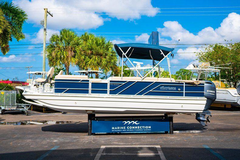 Thumbnail 4 for New 2019 Hurricane FD 226F OB boat for sale in Vero Beach, FL